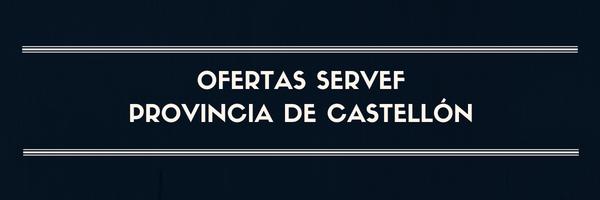 Ofertas provincia de Castellón