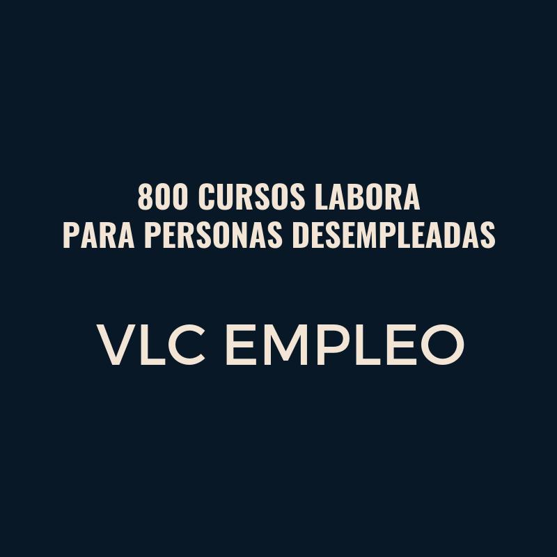 800 nuevos cursos labora